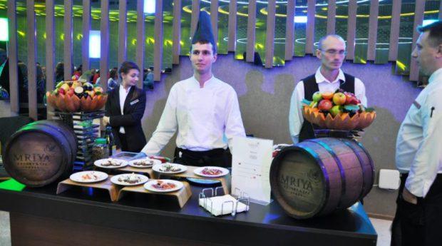 В Крыму стартовал фестиваль вина #Ноябрьфест