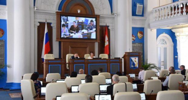 Во вторник в Севастополе будут принимать бюджет города на три года