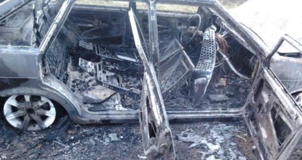 Автопожары в Крыму случаются все чаще