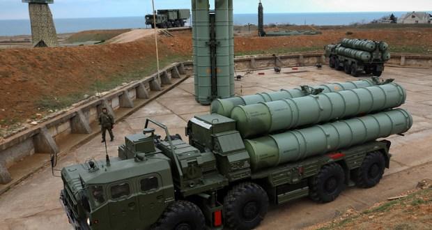 На боевое дежурство в Крыму заступит еще один дивизион зенитно-ракетной системы С-400
