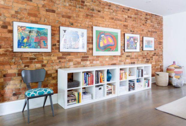 Постеры как уникальный элемент стиля квартиры? А почему бы и нет...