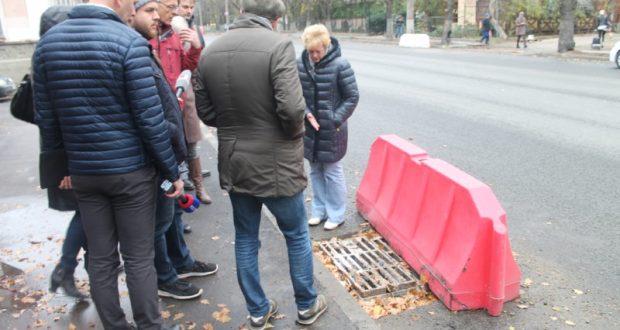 Эксперты ОНФ призывают не принимать работы по капремонту проспекта Кирова в Симферополе