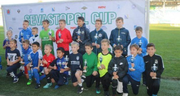Международный детско-юношеский футбольный Фестиваль «Sevastopol Cup 2018»