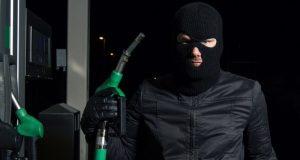 В Крыму неизвестные напали на автозаправку
