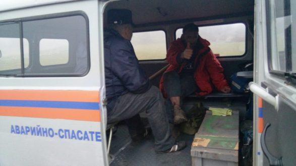 В крымской Долине Привидений потерялись два туриста
