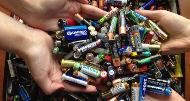 В Ялте появятся пункты сбора использованных батареек и лампочек