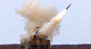Береговые и корабельные силы ПВО Черноморского флота отразили условную атаку дронов