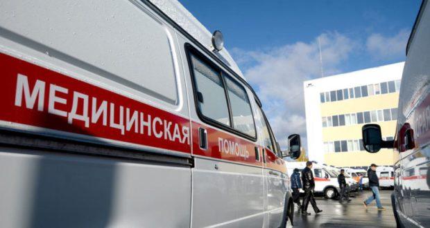 В Симферополе – нападение на водителя «Скорой помощи»