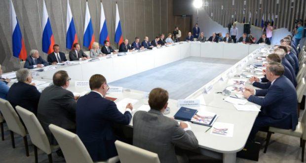 Как именно будет проходить заседание президиума Госсовета РФ в Крыму