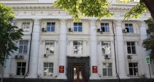Правительство Севастополя отобрало у депутатов Заксобрания часть здания местного парламента