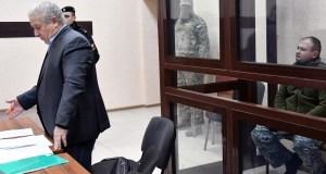 Все апелляции арестованных украинских моряков отклонены