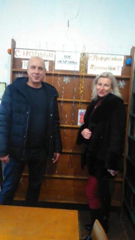 Предновогодние хлопоты севастопольского «Добровольца»