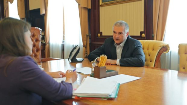 Сергей Аксёнов назначил нового министра экономического развития Крыма и дал первые поручения