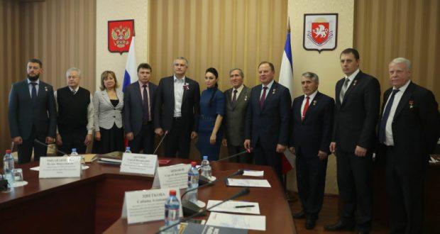 «Офицеры России» взяли шефство над Керченским политехническим колледжем