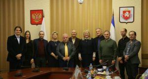 В Крыму побывала группа журналистов из Греции, Швеции, Сербии, Франции, Эквадора и Армении