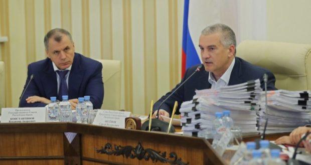 Сергей Аксёнов недоволен качеством оказания государственных и муниципальных услуг крымчанам