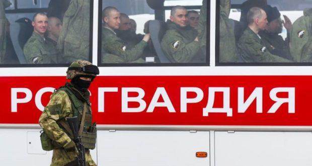 Росгвардия будет судиться со СМИ из-за публикаций о крымском мясокомбинате «Дружба народов»