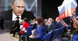 Кто поедет на пресс-конференцию Владимира Путина из Крыма и Севастополя