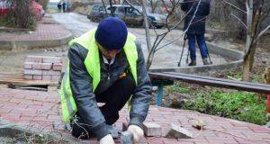 В Симферополе обещают выполнить программу «Комфортная городская среда» до конца года