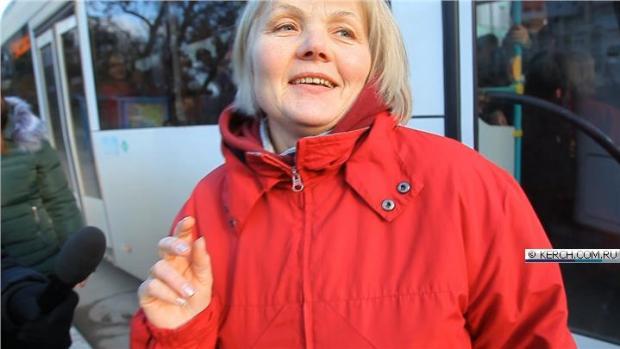 В Керчи определили 10-миллионного пассажира городского автобуса