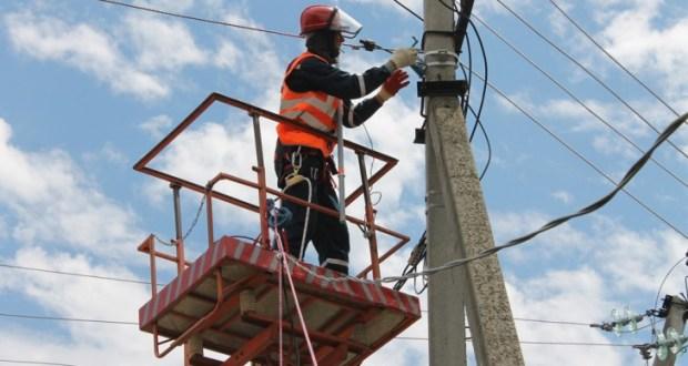 Электроснабжение сел Симферопольского района восстановлено