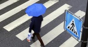 В понедельник симферопольская ГИБДД проведет мероприятие «Пешеход! Пешеходный переход!»