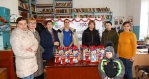 Нотариальная плата Севастополя поздравила детвору с Новым годом