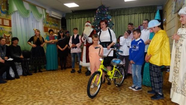 Нотариальная палата Севастополя, Новый год, подарки и дети