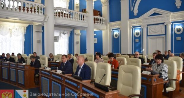 Такое бывает? В Севастополе назначили два пленарных заседания Заксобрания на один день
