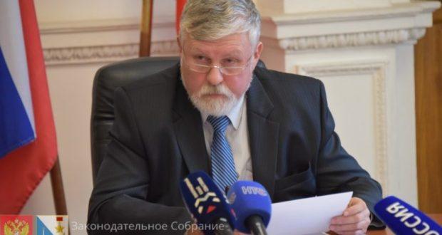 Депутаты Заксобрания Севастополя пока не знают, как преодолеть вето губернатора на закон о бюджете