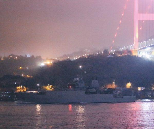 Фото: Bosphorus observer (@YorukIsik)