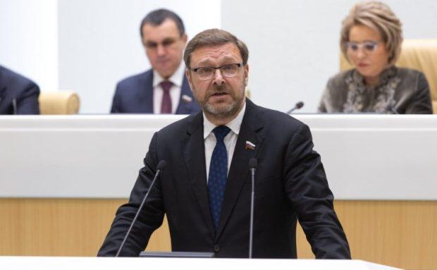 Совет Федерации принял обращение в связи с угрозой со стороны Украины