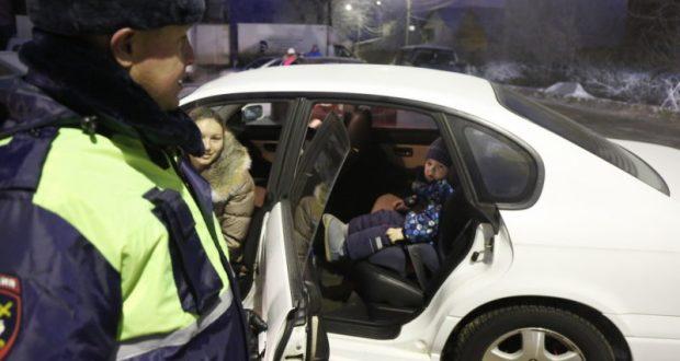 В Симферополе ГИБДД подводит итоги профилактического мероприятия «Ребенок – пассажир!»