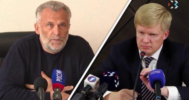 В Заксобрании Севастополя хотят выразить недоверие вице-губернатору Илье Пономареву