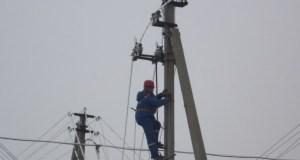 В Красногвардейском районе Крыма снова аварии на сетях. Сотни людей без света
