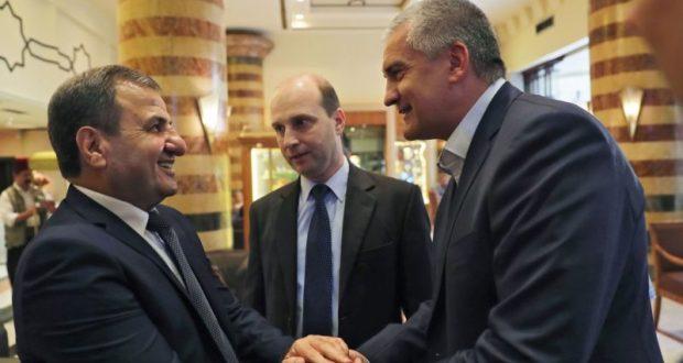 Чем именно Крым намерен торговать с Сирией