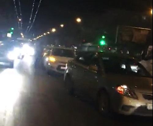 Вечер пятницы на дорогах Крыма: массовые ДТП в Симферополе, горящая «ГАЗель» и сбитый пешеход