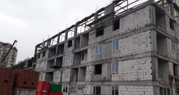 В Симферополе строят многоквартирный дом для детей-сирот