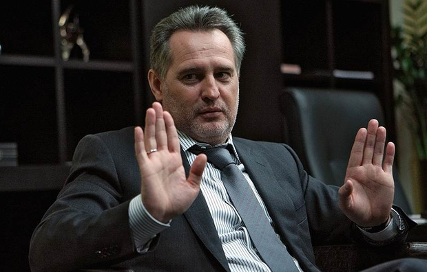 «Крымский Титан» отберут у украинского олигарха Фирташа за долги?