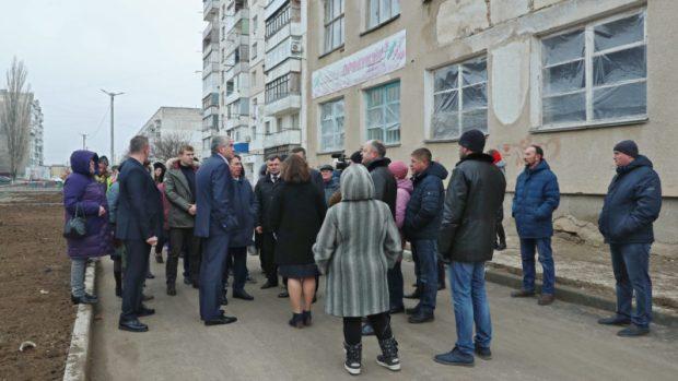 Сергей Аксёнов провёл выездное совещание по проблемам Джанкоя и Джанкойского района