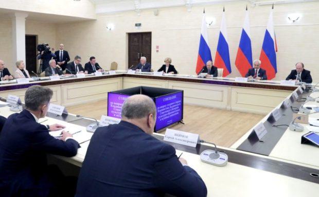Президент РФ – о создании культурно-образовательных и музейных комплексов. В том числе, и в Севастополе