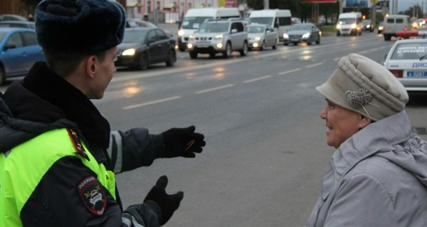 ГИБДД подводит итоги операции «Пешеход! Пешеходный переход!» в Симферопольском районе