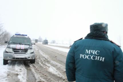 В МЧС Крыма констатируют: на дорогах полуострова ситуация стабильная