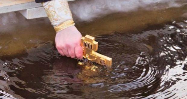 В Крыму для массовых купаний в Крещение оборудуют 32 площадки