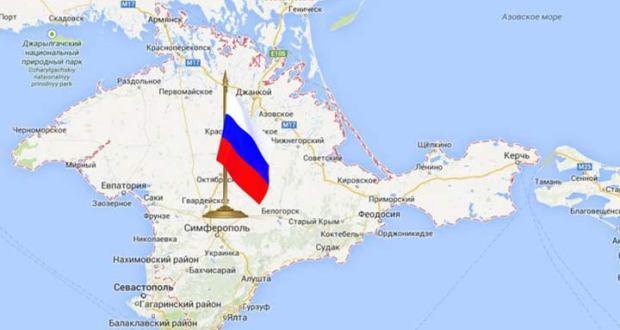 Сенаторы предложили штрафовать за неверное обозначение Крыма на картах России