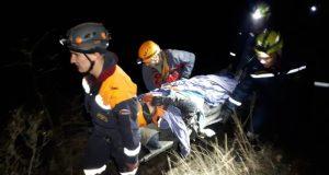 В Крыму спасли спелеолога-любителя: полез в Таврскую пещеру и застрял