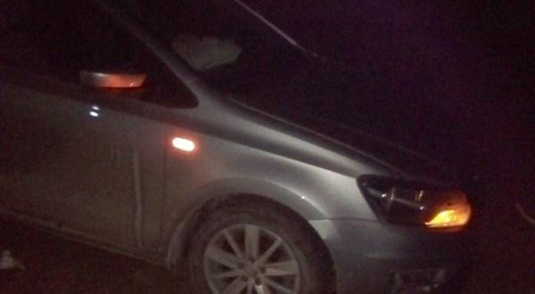 Вечернее ДТП в Ленинском районе Крыма. Иномарка – в кювете, пассажир – в больнице