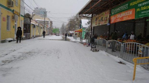 """Эксперты ОНФ: """"К первому серьёзному снегопаду службы в Крыму оказались не готовы"""""""