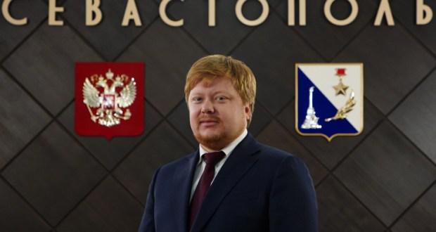 Новый вице-губернатор Севастополя Иван Кусов приступил к работе