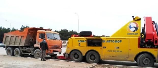 ГИБДД Севастополя подводит итоги сразу двух операций: «Такси» и «Грузовой автомобиль»